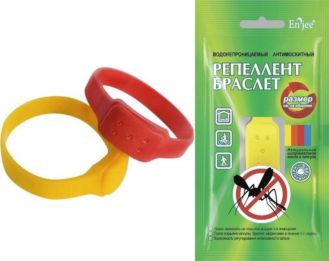 Умные браслеты против комариных укусов