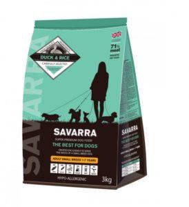 савара корм для собак
