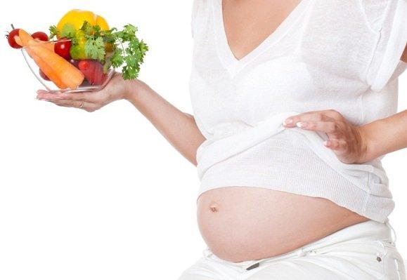 питание беременных