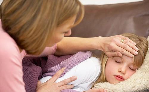 Другие причины рвоты у ребенка