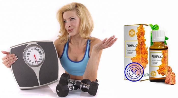 Slimagic на основе прополиса для похудения: чтобы килограммы уходили, а настроение не портилось!