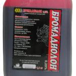 Бромадиолон - пример жидкой отравы от грызунов