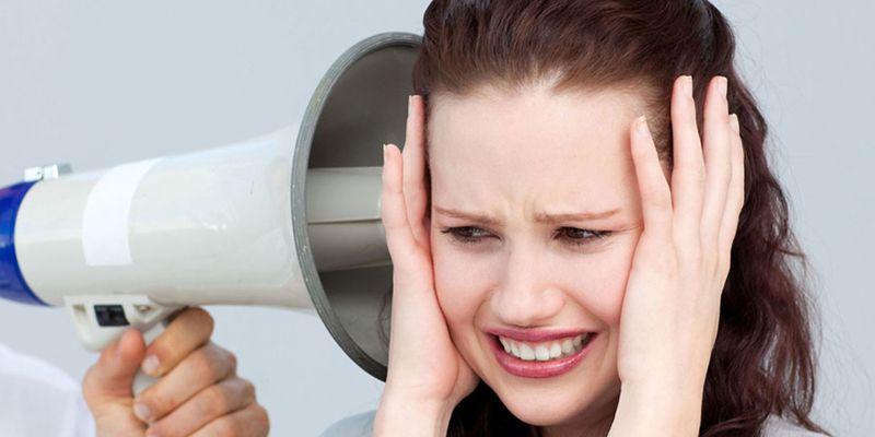 появления шума в ушах