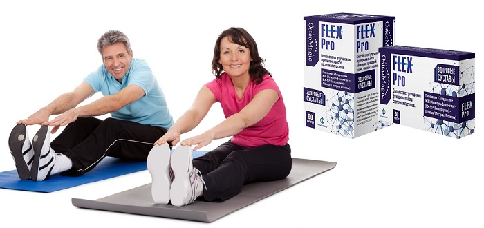OsteoMagic Flex Pro для суставов: эффективно избавит от болей и скованности движений!