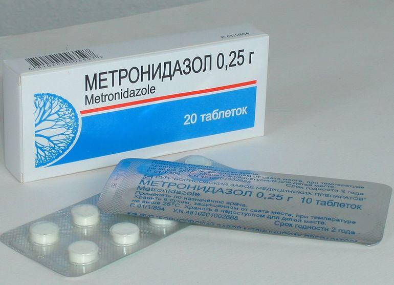Препараты при демодекозе