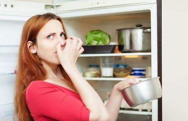 Неприятный запах в холодильнике можно легко исправить