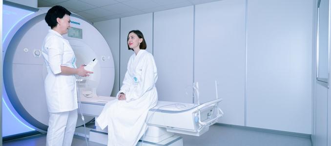 МРТ печени: что показывает и какова цена?