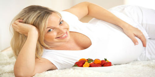 Красота и питание беременных и кормящих мам