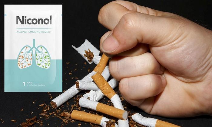 Niconol от курения и никотиновой зависимости: дышите свободно без изматывающего кашля и одышки!