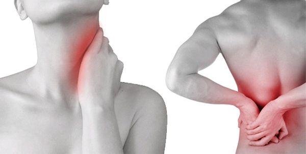 Хронический боррелиоз вызывает боли в суставах