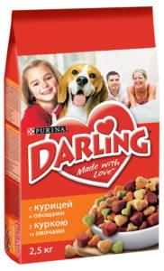 дарлинг корм для собак