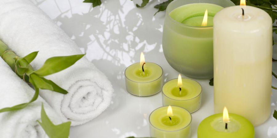 Ароматические свечи для борьбы с неприятным ароматом