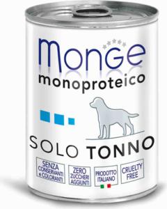monge корм для собак консервы