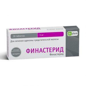 финастерид при СПКЯ