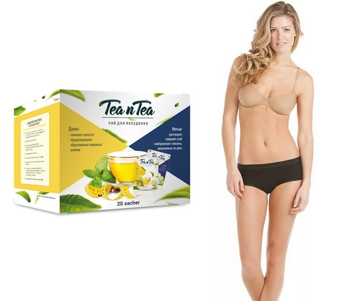 Tea n Tea чай для похудения: стимулирует метаболизм, избавляет от целлюлита!