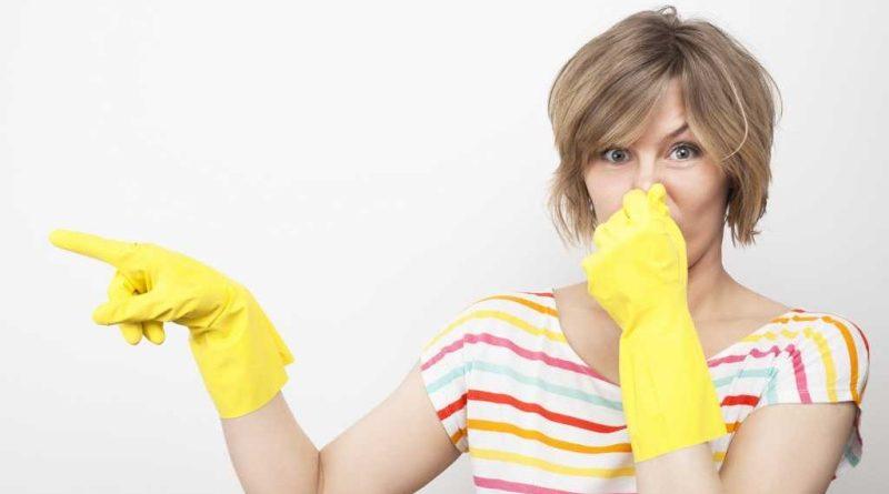 Причина неприятного запаха в доме