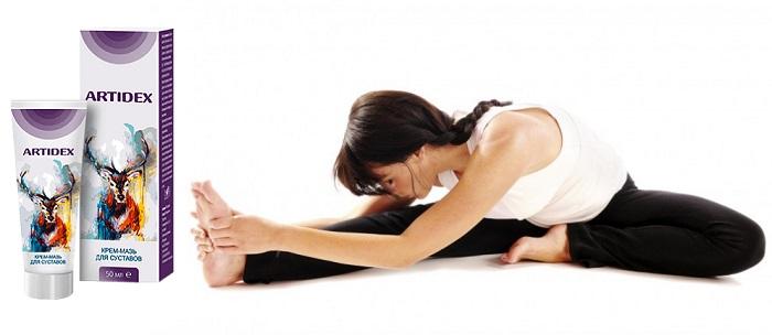Artidex для суставов: вернет радость движений в считанные минуты!