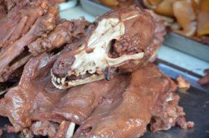 мясо собаки
