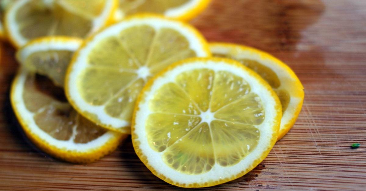 Лимон, как средство от муравьев
