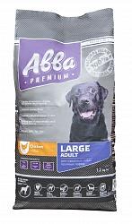 abba корм для кастрированных собак