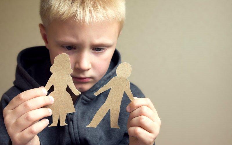 Как построить отношения с отцом ребенка после развода?