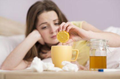 как есть чеснок, чтобы вылечить грипп