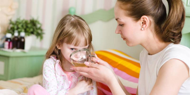 Методы лечения трахеита у детей