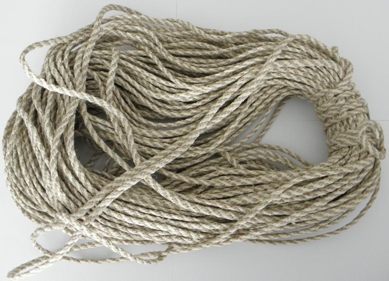 Бельевая веревка - метод в поимке летучих мышей