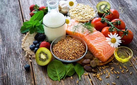 методы профилактики - здоровая еда
