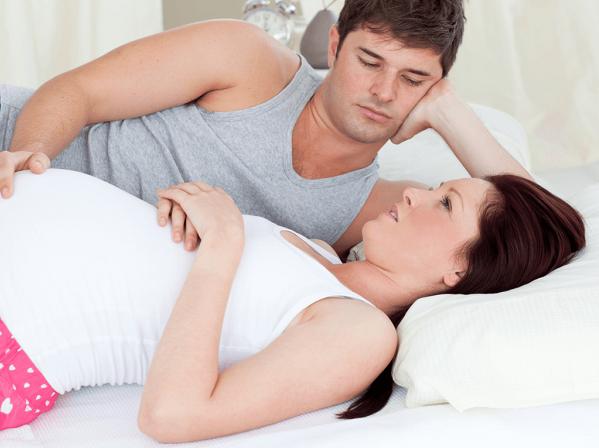 ожидание родов