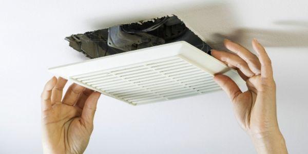 Проверьте работоспособность вентиляции