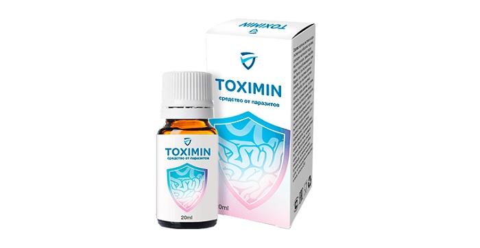 Toximin от паразитов: 100% очищение и восстановление организма!